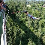 Bungee jumping - skoki na linie