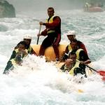Rafting - white water, biała woda