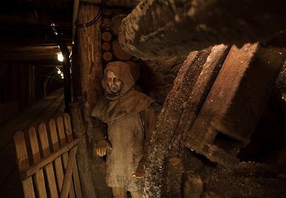 Podziemna Ekspozycja Multimedialna w Kopalni Soli w Bochni